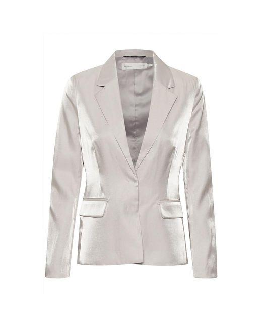 Inwear Blazer 30105951 in het Gray