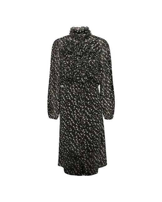 Saint Tropez Lilly Dress in het Black