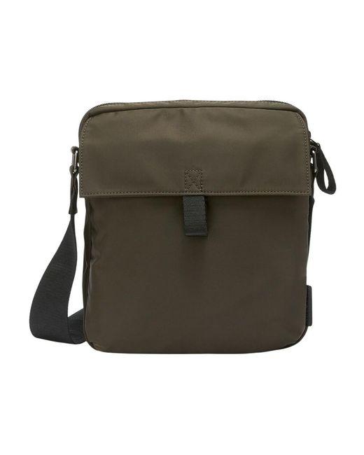 Marc O'polo Cross-body Bag in het Green voor heren