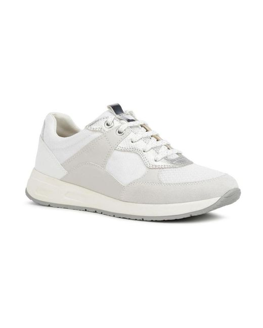 Sneakers Blanco Geox de color White