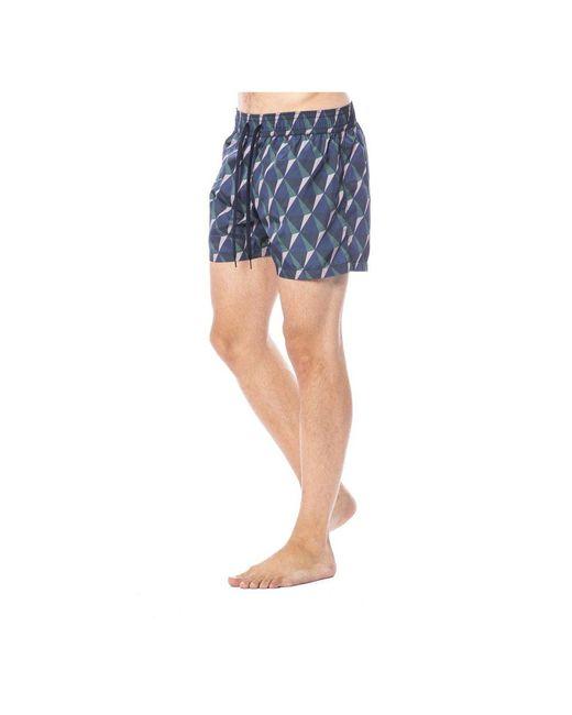 Swimwear Azul Verri de hombre de color Blue