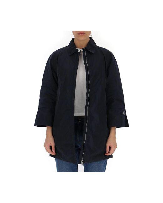 Add Coat in het Black