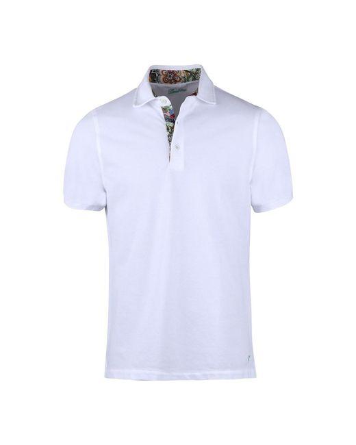 Stenstroms Polo in het White voor heren