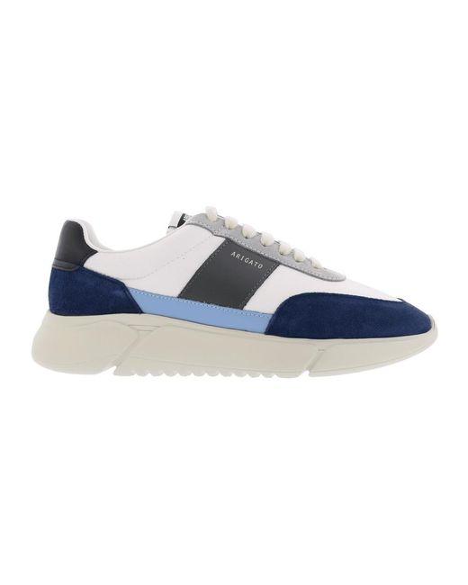 Axel Arigato Genesis Vintage Sneakers in het Blue voor heren