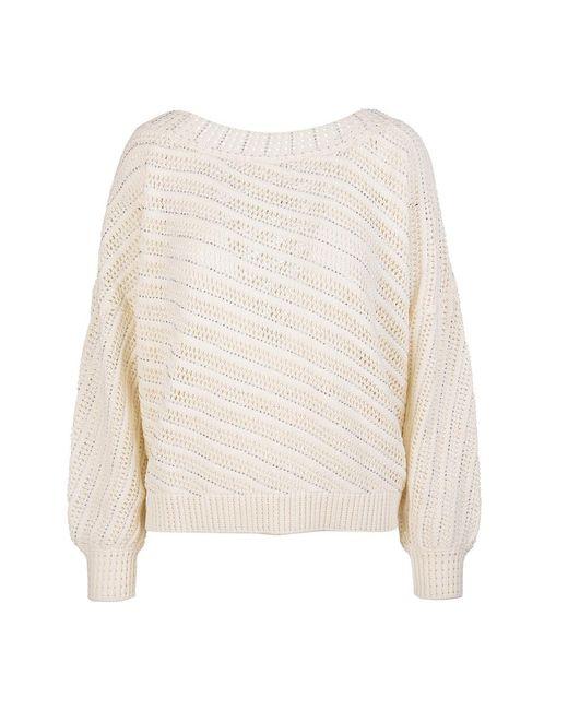 Ermanno Scervino Sweater in het Pink