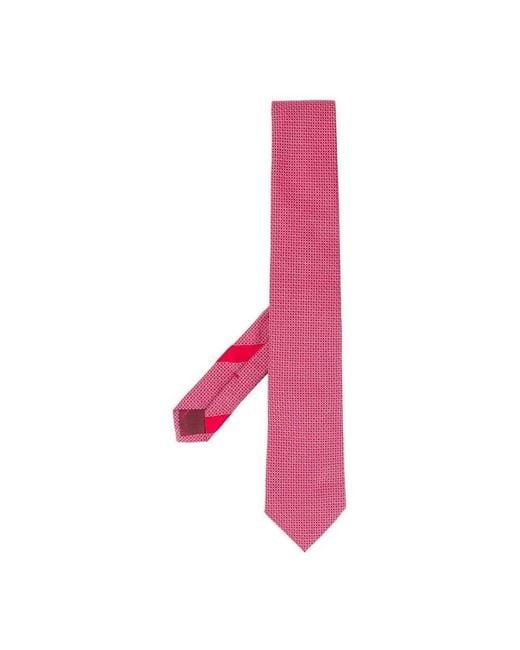 Ferragamo Licata7 Gelijkspel in het Pink voor heren