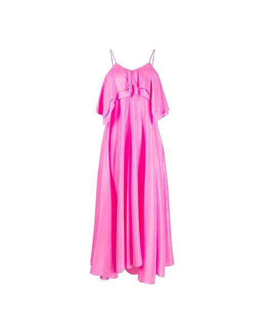 Forte Forte Dress in het Pink