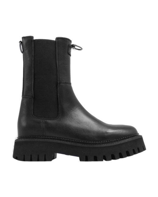 Bronx Boots in het Black