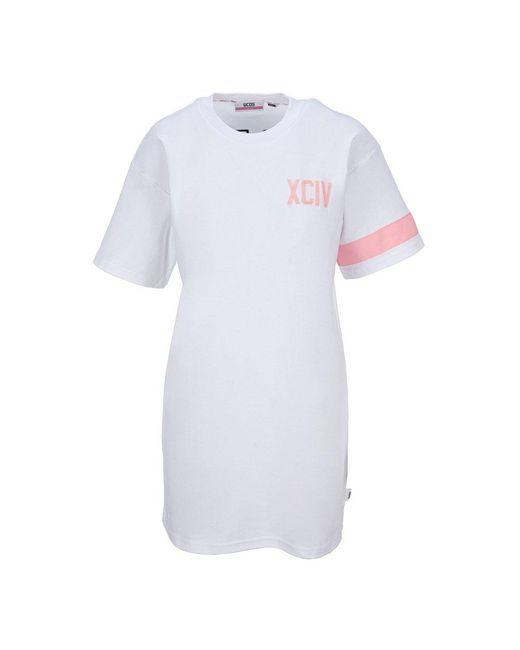 Gcds Dress Cc94w020610c in het White