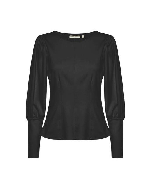Veeriw Blouse Bluser 30106196 Inwear en coloris Black