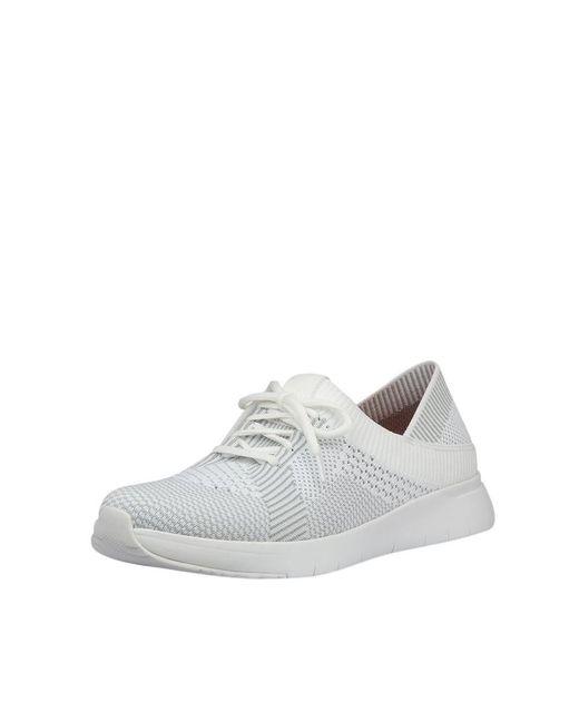 Fitflop Sneakers in het White