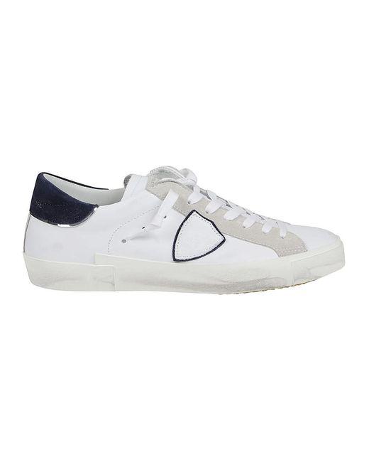 Philippe Model Sneaker Prsx in het White voor heren