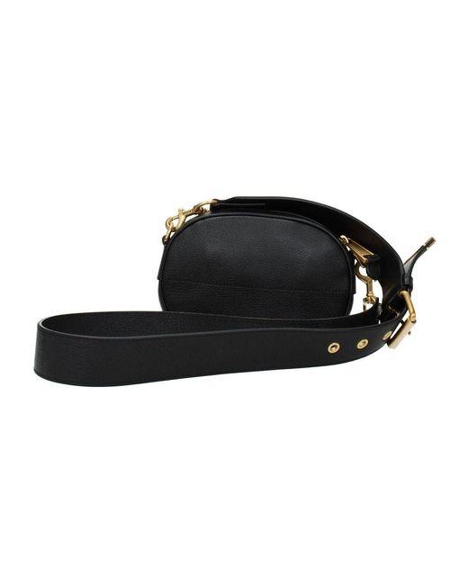 Pochette Negro Valentino Garavani de color Black