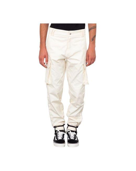Gcds Trousers in het White voor heren