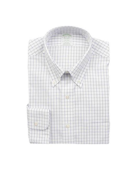Brooks Brothers Camicia in het White voor heren