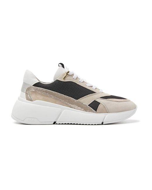 Via Vai Sneakers Celina Jae 5603029-007 in het Natural
