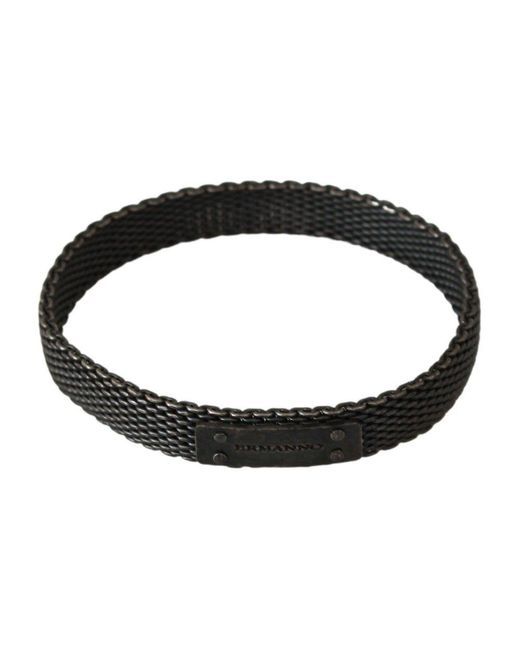 Bracelet Moschino pour homme en coloris Black