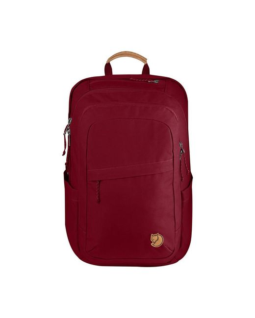 Backpack di Fjallraven in Red