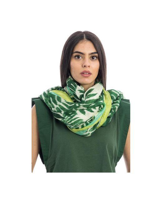 Sciarpa Seventy en coloris Green