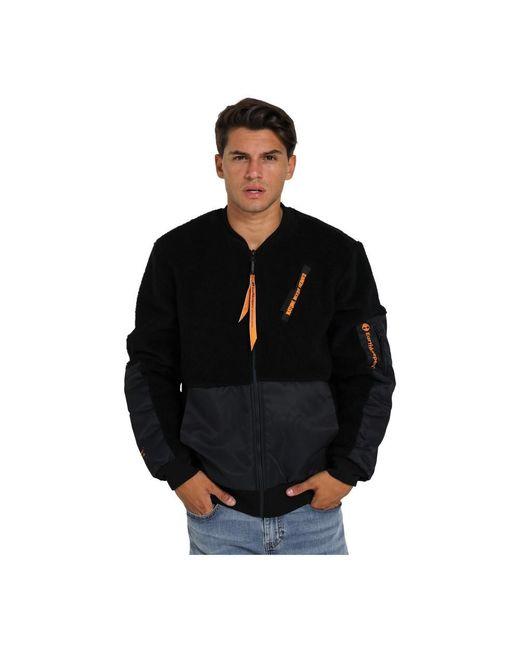 Jacket di Timberland in Black da Uomo