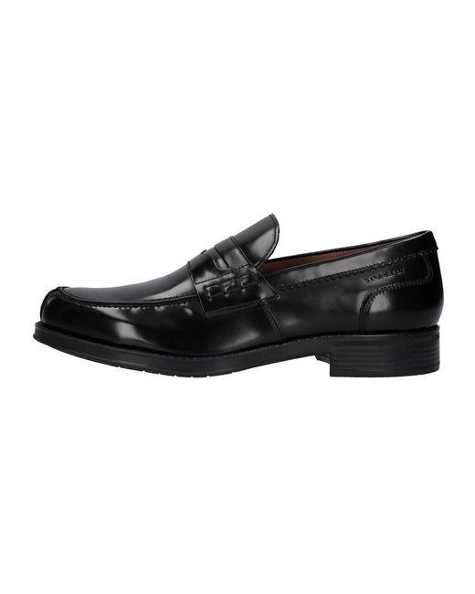 Loafers Wolky en coloris Black