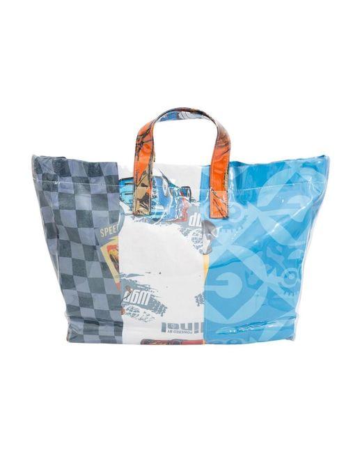 Tote Bag Comme des Garçons en coloris Blue