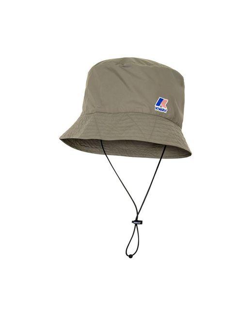 K-Way Bob Pascalen Hat in het Green voor heren