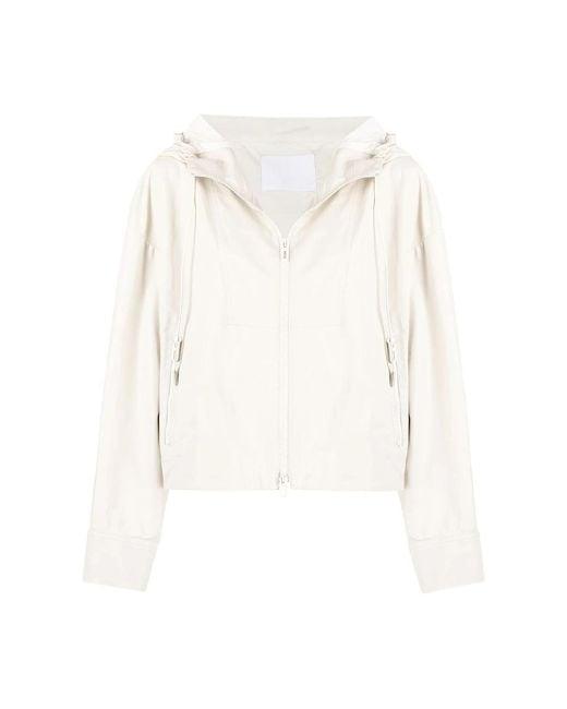 DROMe Jacket in het White