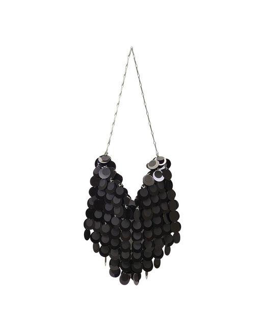 Paco Rabanne Handbag Sparkle Hobo in het Black