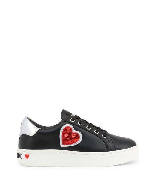 Love Moschino Sneakers Ja15063g1aif in het Black