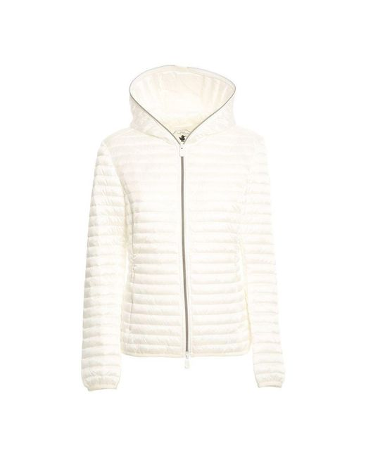 Save The Duck Jacket in het White