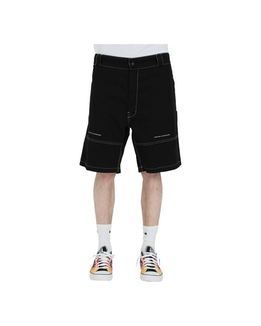 United Standard Shorts in het Black voor heren