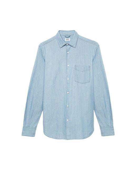 Aspesi Shirt in het Blue voor heren