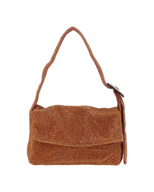 Benedetta Bruzziches Bag in het Brown