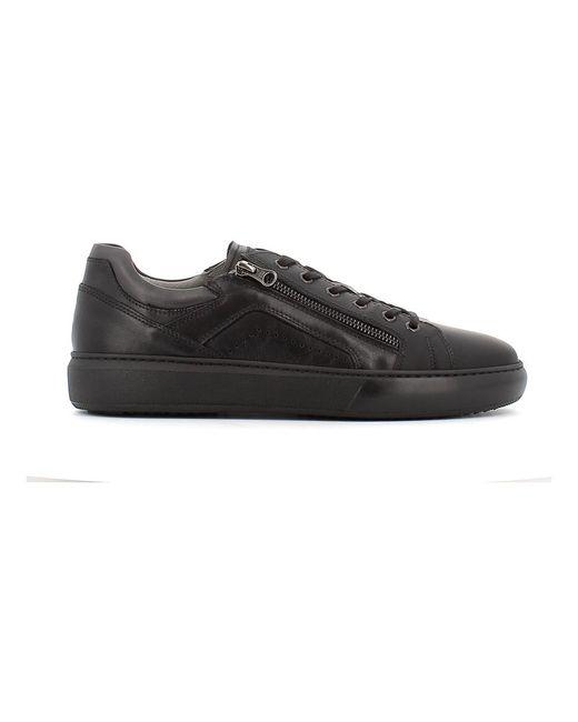 Nero Giardini Man Shoes 1802a20 in het Black voor heren