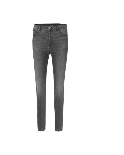 Marc Cain Skinny Jeans in het Gray