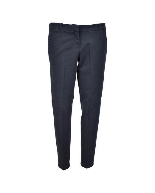 Circolo 1901 Pantalon in het Blue voor heren