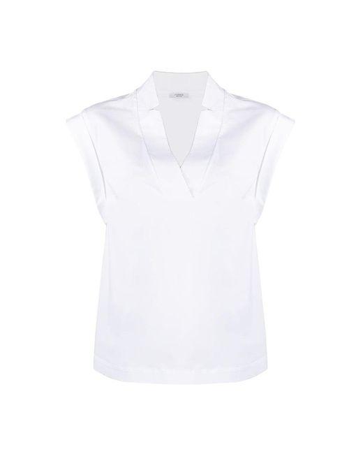 Peserico Shirt in het White