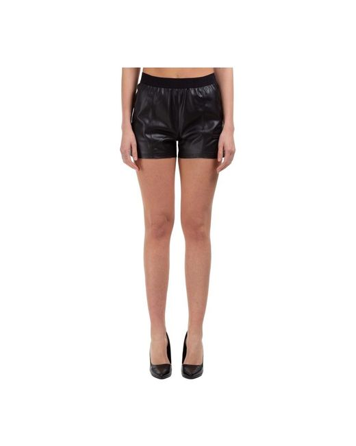 Pantaloncini estivi Rue St-Guillaume di Karl Lagerfeld in Black