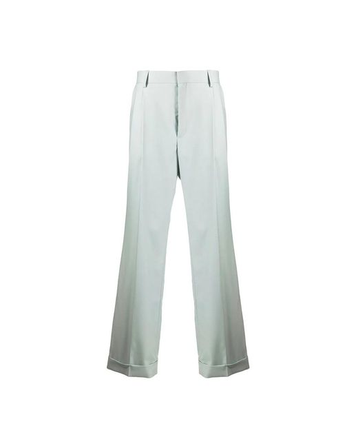 CASABLANCA Trousers in het Green voor heren
