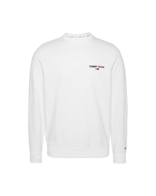 Tommy Hilfiger Sweatshirt in het White voor heren
