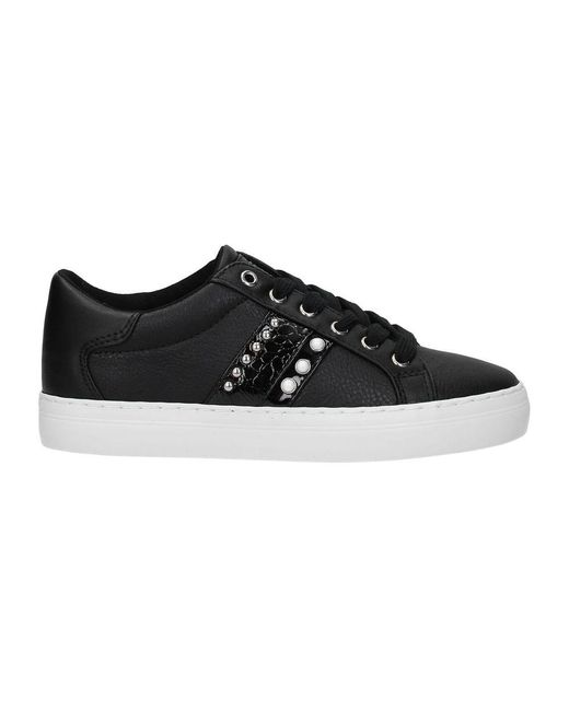 Guess Sneakers in het Black