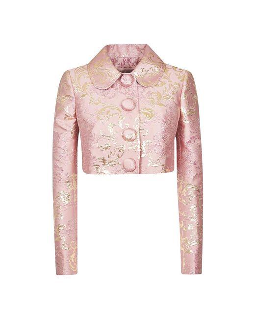 Dolce & Gabbana Jassen in het Pink