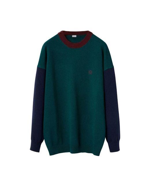 Loewe Sweater in het Green voor heren