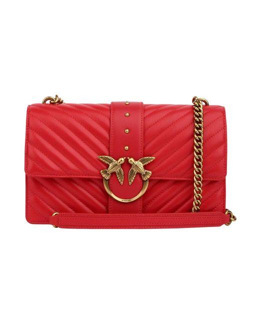 Pinko Bag in het Red