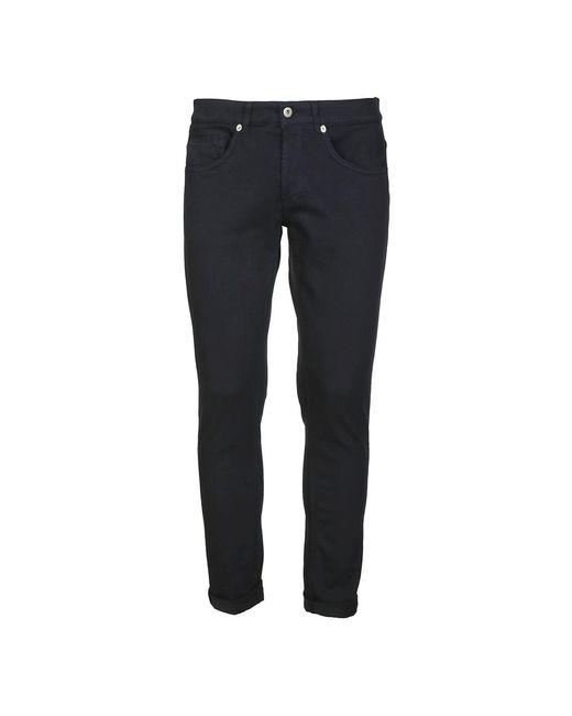 I pantaloni di Dondup in Blue da Uomo