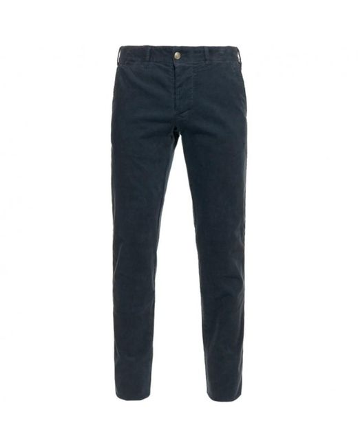 Chino Trousers di Breuer in Blue da Uomo