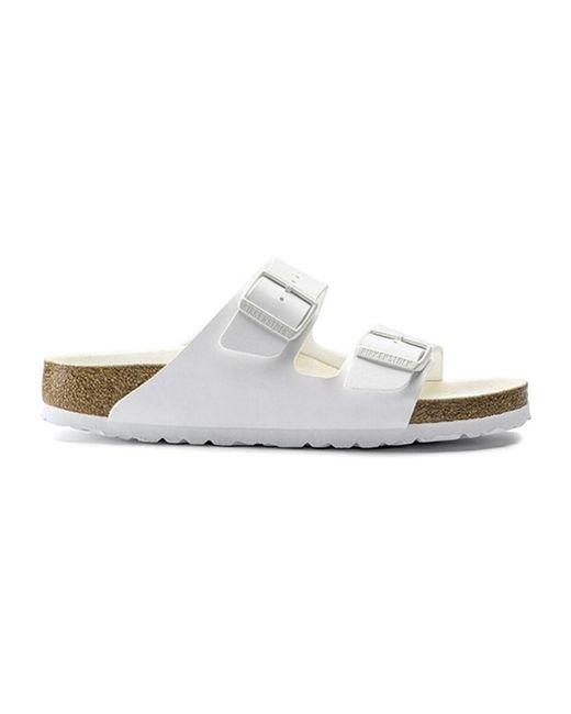 Birkenstock 1019046 Sandals in het White voor heren