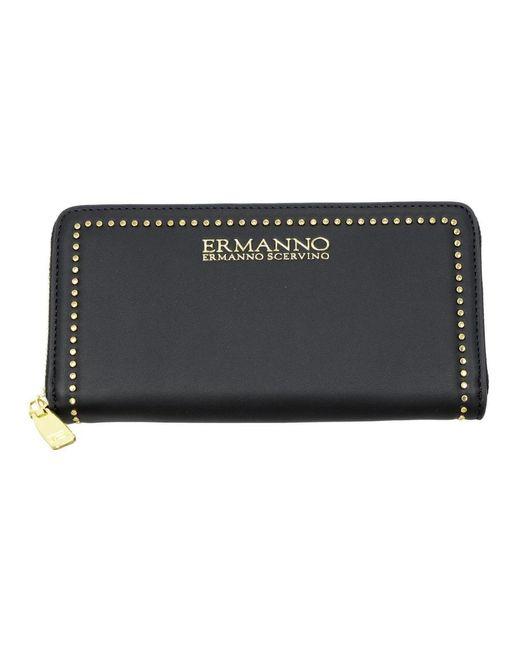 Ermanno Scervino Portafoglio Zip Wallet Jemma 12600247 in het Black