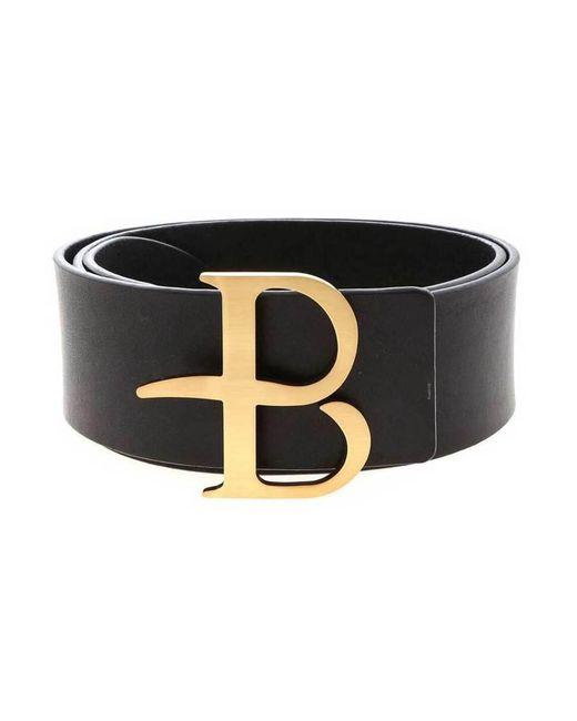 Cintura di Ballantyne in Black da Uomo